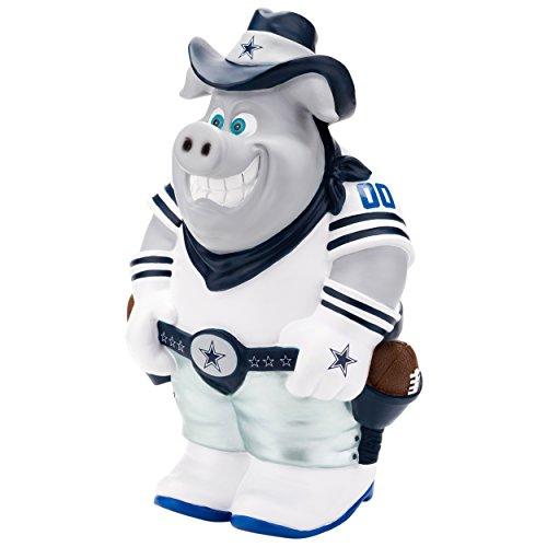 (FOCO NFL Dallas Cowboys Caricature Piggy Bank, Team Color, OS)