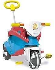 Triciclo Happy Blue 3X1