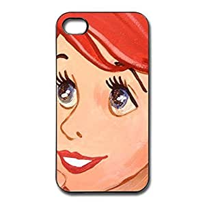 Little Mermaid Full Protection Case Cover For IPhone 4/4s - Online Skin
