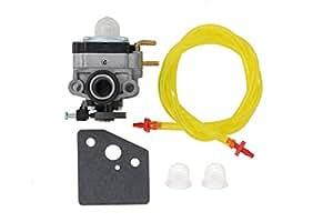 Amazon.com: Motoku - Kit de carburador para mochila Ryobi ...