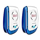 I-pure items Pest Control Ultrasonic Repellent- Electronic Plug In Pest Repeller- Pack of
