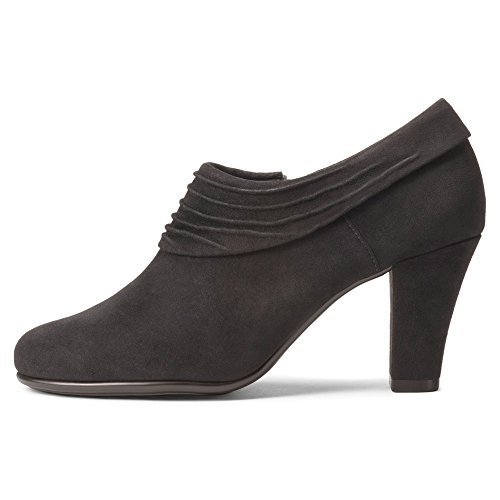 Aerosoles Starring Black Suede Role Women's 8rzpq8