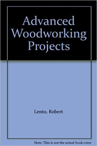 Advanced Woodworking Projects Robert Lento 9780130118349