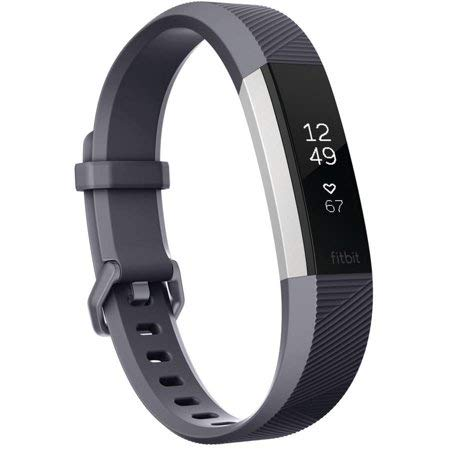 Fitbit Alta Smart Fitness Activity Tracker, Slim Wearable Water Resistant and Sleep Monitor,...