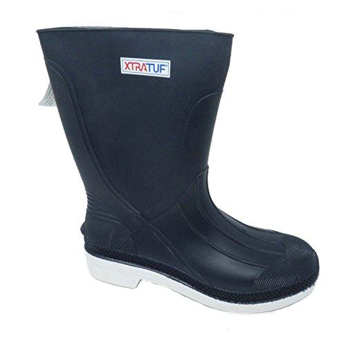 Xtratuf Mens Gamberetti Impermeabile In Pvc, Memory Foam Boots Blu