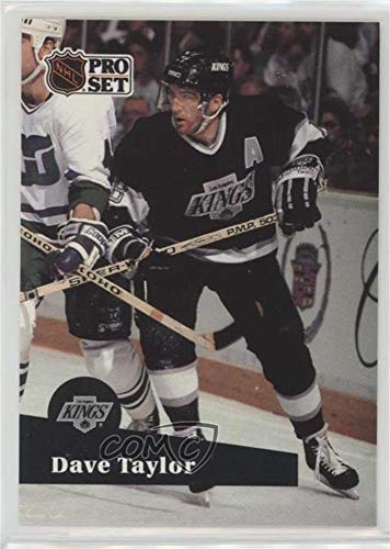 Dave Taylor (Hockey Card) 1991-92 Pro Set - NHL Awards Special #AC 16