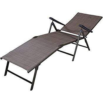 Amazon Com Garden Oasis Harrison Matching Folding Padded