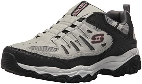 Skechers Men's Afterburn M. Fit Wonted Sneaker