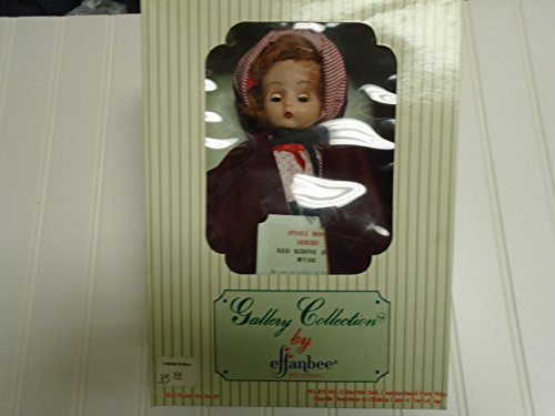 (Effanbee Gallery Collection Story Book Series Red Riding Hood MV103 Doll 9