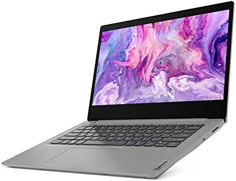"2021 Newest Lenovo IdeaPad Laptop, 14"" FHD Display, Intel Core i5-1035G1 Quad-Core Processor (Up to 3.6 GHz), 20GB RAM, 512GB PCIe SSD, Webcam, Narrow Bezel, HDMI, Windows 10, Silver + Oydisen Cloth WeeklyReviewer"