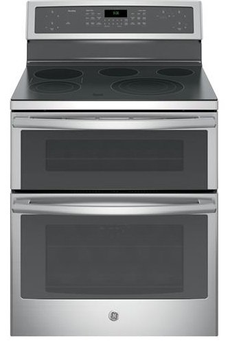 freestanding double oven - 4