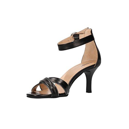 6001 Sandali Nero Nero Elegante Giardini Donna P806001DE Scarpe 5XqHUwH