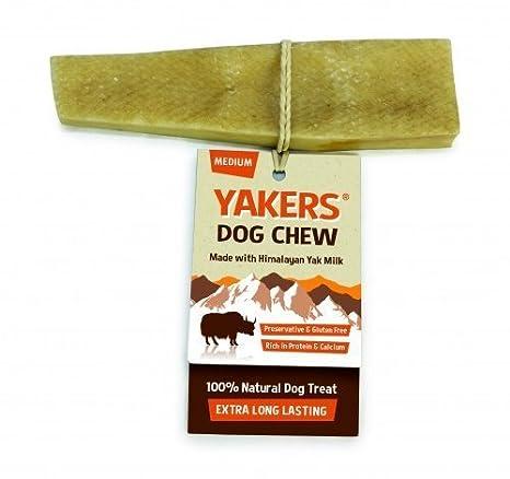 Yakers perro masticar - Extra grande - Yak leche natural sin ...