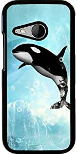 Funda para Htc One Mini 2 - Orca Saltando by nicky2342
