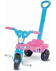 Triciclo Princesa Com Empurrador