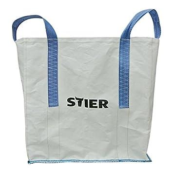 Stier Transportsack Big Bag Grosse 90x90x90cm Tragfahigkeit 1500kg