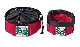 USA Wholesaler - DOBOTRLG-13 - Travel - Bowl Large Red