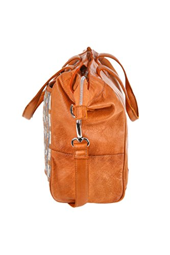 Sac A Main Jacinda Pieces Cognac Tu