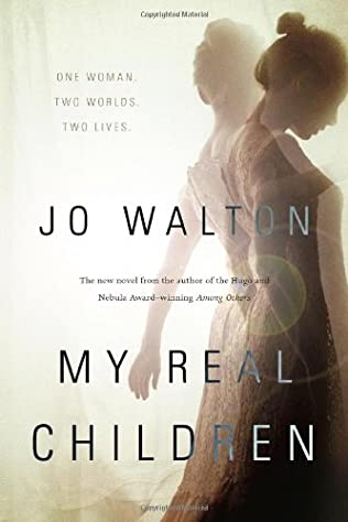 book cover of My Real Children