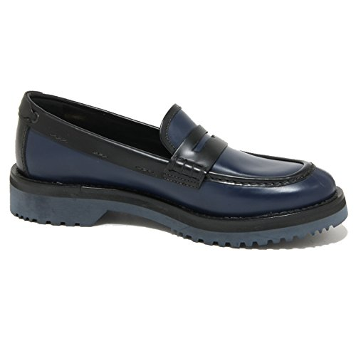 1824O Moccasin SHOE Black/Blue CAR da shoes women's shoes Blue/Black 4pdHIb