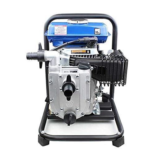 """1/"""" Portable 4-Stroke Petrol Water Pump Hyundai HY25-4 25mm"""
