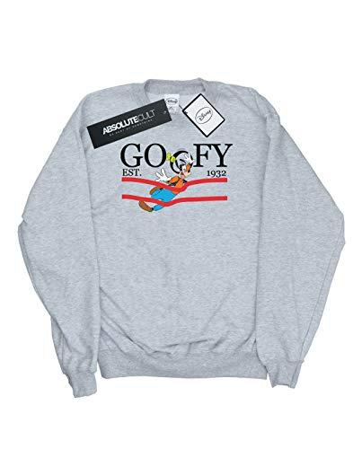 Gris Disney Sweat Sport By Goofy shirt Nature Garçon gwg0qP