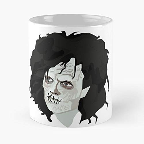 Billy Butcherson Hocus Pocus Halloween Art - 11 Oz Coffee Mugs Unique Ceramic Novelty Cup, The Best Gift For Halloween. -