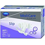Molicare Super-Plus Briefs with Curly Fiber, Large, 30 Pack