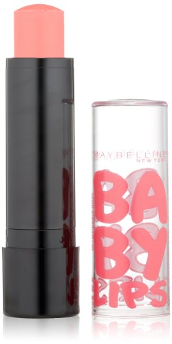Maybelline New York Baby Lips Balm Electro, Strike A Rose, 0.15 Ounce