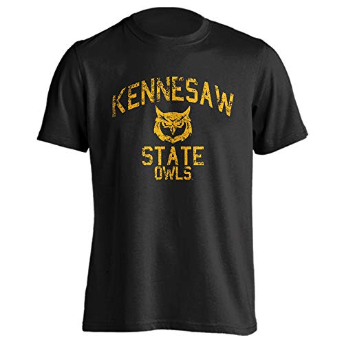 Kennesaw State Owls Retro Distressed Short Sleeve ()