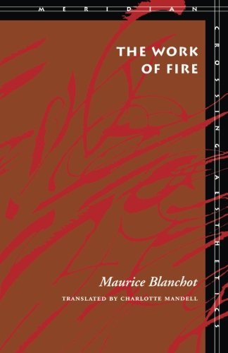 maurice blanchot the gaze of orpheus and other literary essays Gaze of orpheus: and other literary essays jun 1, 1995 by maurice blanchot paperback the gaze of orpheus by maurice blanchot (5-sep-2000) paperback 1600.