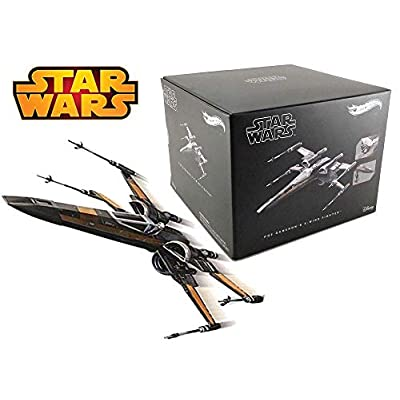 Hot Wheels Elite Star Wars Episode VII: The Force Awakens New Starship Die-cast Vehicle: Toys & Games