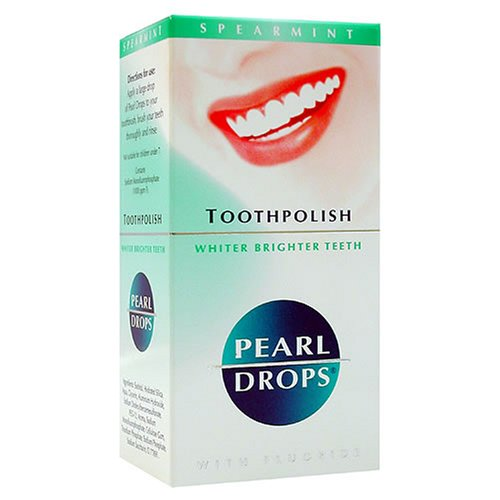 Pearl Drops Whitening Toothpolish Spearmint Flavor 50