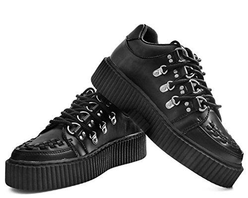 Multi di Maschile Nero Casbah Shoes Nero Pizzo Creeper K Tukskin U T vqnXfgt