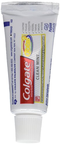Colgate Total Toothpaste Clean Mint 0.75 oz (Pack of 6)