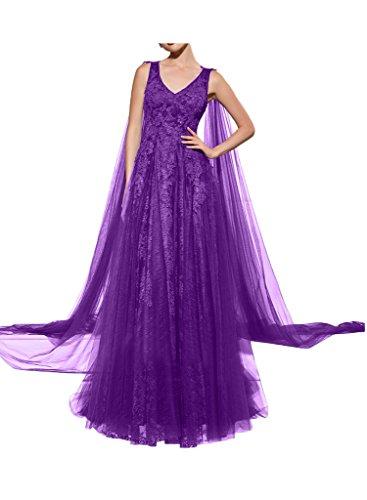 Missdressy - Vestido - para mujer morado 46