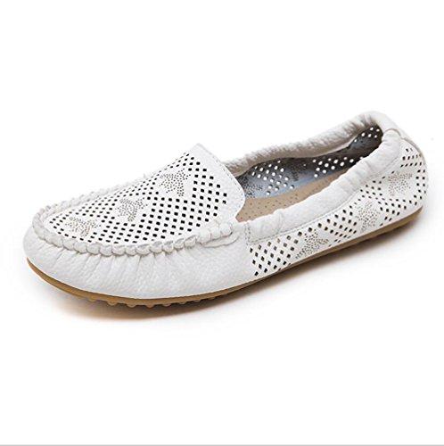 SHANGXIAN Casual Mujeres Sandalias Respirable Zapatos Planos Tac vAvq5nrwz