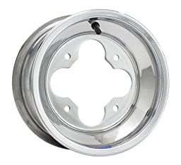 Dwt Atv Wheel A5 10x5 4+1 4/144 Polished A511-23