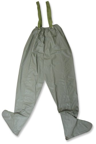 UPC 011319152922, Stansport Stocking Foot Chest Wader, Medium, Tan