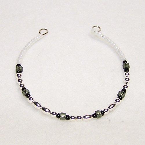 Spurs Bracelet in Morse Code