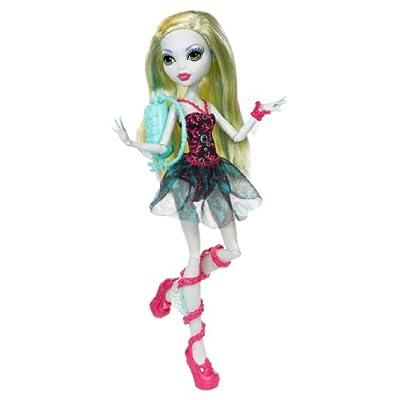 Monster High Dance Class Lagoona Blue Doll: Toys & Games