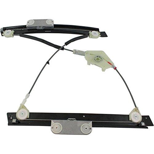 Front Window Regulator for Audi TT 00-06 Left Power ()