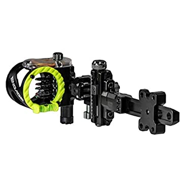 CBE Engage Micro 5 Pin Archery Sight-0.010 (CBE-ENM-5-RH-10)