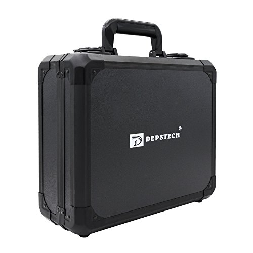 Depstech Portable Aluminum Hardshell Carrying Case for DJI Mavic Pro Drone
