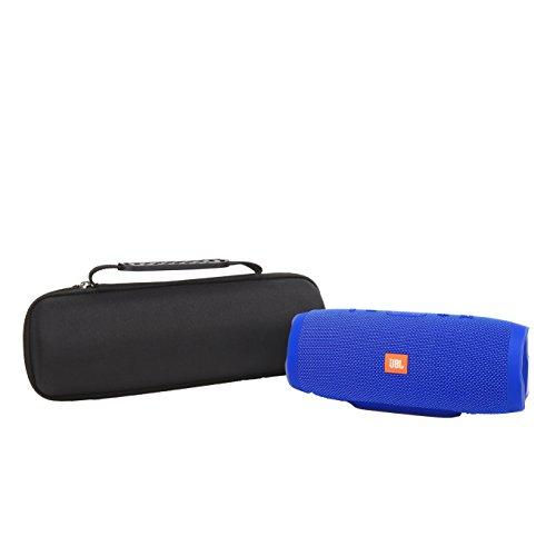 Aproca Hard Travel Storage Case for JBL Charge 3 JBLCHARGE3BLKAM Waterproof Portable Bluetooth Speaker Black-Long