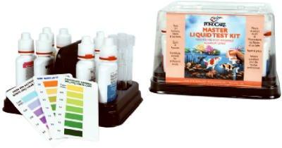 Mars Fishcare North America 164M Master Liquid Test Kit