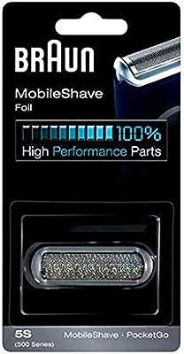 Braun Shaver Replacement Foil Pocket Shaver, CruZer Twist ...