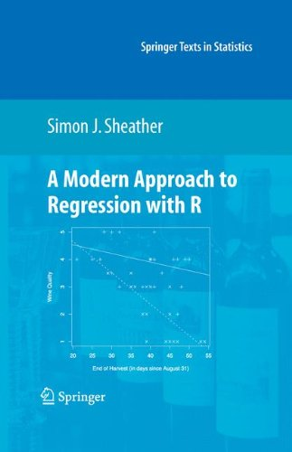 A Modern Approach to Regression with R (Springer Texts in Statistics) by Springer