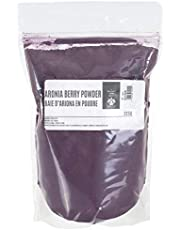 Dinavedic Pure Aronia Berry Extract Chokeberry Powder 325g | Vegan Superfood, Freeze Dried, All Natural, Non-GMO, Blends Into Smoothies, Use for Baking