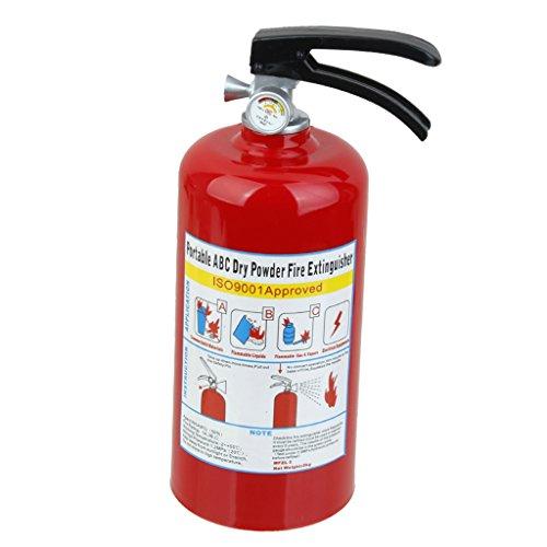 MagiDeal Novelty Extinguisher Shaped Saving